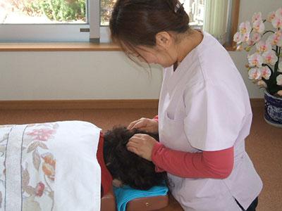 当院での施術方法